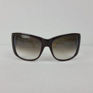 Marc By Marc Jacobs Sunglasses Black & Cream